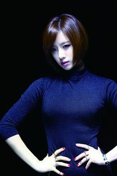 Name: Eunjung Ham Member of: T-ara Birthdate: 12.12.1988