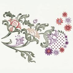 Floral Elegance With Daisies $20.00