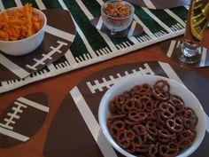 football table mats