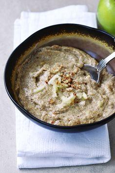 Warm Apple Pie Porridge