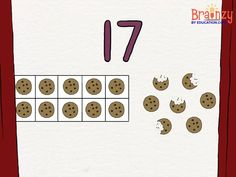 Learn to count from 11 to 19 by 'grabbing a 10!' This catchy #counting #song helps your child count the tricky teens quickly. #numbers #math #kids #brainzy