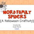 Students choose a word family and think of 8 words in that family. Students can also choose digraphs, blends, or whatever they are working on at th. Teaching Themes, Teaching Schools, Word Study, Word Work, Classroom Fun, Future Classroom, Speech And Language, Language Arts, Teacher Websites