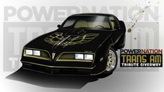 PowerNation - The Trans Am Tribute Giveaway