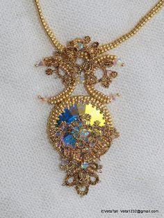 Veta's Art with Beads: 4th international lace seminar. Report / 4ый Международный фестиваль кружева