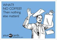 OH NO!! | #Coffee