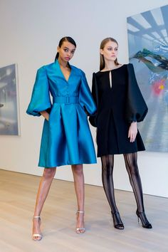 Badgley Mischka Pre-Fall 2019 Fashion Show Collection: See the complete Badgley Mischka Pre-Fall 2019 collection. Look 21