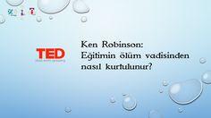 Ken Robinson: Eğitimin ölüm vadisinden nasıl kurtulunur