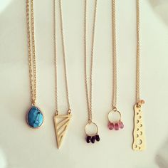 Necklaces for gifts