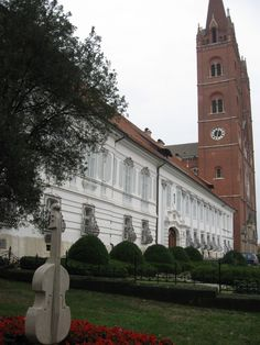 The St. Peters Cathedral, Đakovo