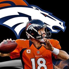 Read More About Omaha! Denver Broncos Peyton Manning, Broncos Gear, Denver Broncos Football, Go Broncos, Broncos Fans, Best Football Team, National Football League, Football Fans, Football Helmets