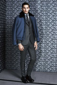 Brioni Fall-Winter 2014 Men's Collection