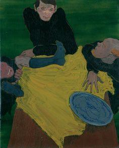 Kai Althoff: Untitled, 2001