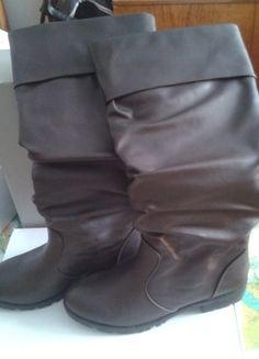 Kupuj mé předměty na #vinted http://www.vinted.cz/damske-boty/kozacky/11752059-nove-kozacky-ole-by-koton