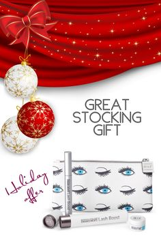 Lash Boost Holiday Offer Available Now.
