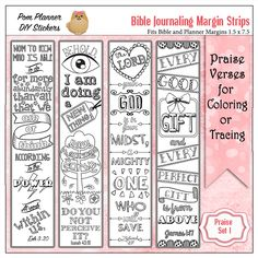 Save 50 24 Printable Coloring Bible By DigiScrapDelights On Etsy