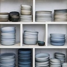 Monday morning colour inspo via @thedesignfiles Ceramics studio in Foley St Darlinghurst @studio_enti Photography by @nik_to