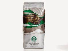 Packed Design - Embalagens com muito design.: Starbucks Tribute Blend - Packaging