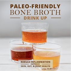 """The """"cro-nut"""" has gone out of style and the latest food trend is bone broth! With all kinds of health benefits, it's no wonder New Yorkers are waiting in long lines for a cup of this stuff. #paleo"""
