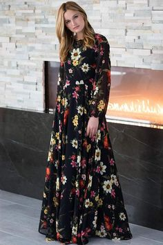 4c21590a4e Yumi Kim True Love Maxi Dress Floral Maxi Dress
