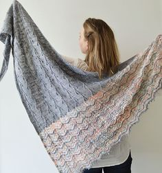 To celebrate the launch of Hanami Shawl, you can enjoy 20% off the pattern price to midnight PST May 21, 2018. No coupon code needed, the discount will be calculated at the check out.