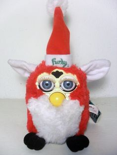 furby; totally had this one! haha