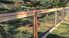 welded wire fence | Coggins Fence & Supply, Inc. Photos | Fence ...