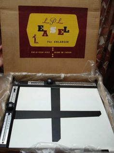 My new Enlarging Easel