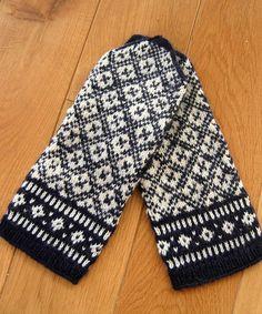 Wool men mittens. Handmade in Estonia. Hand knitted wool