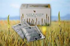 Tisana-infuso: Aloe Blossom Herbal Tea