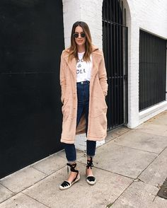 N.Y. Editor's Trend Report: Espadrilles » New York Girl Style