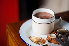 We all like a bit of spice in life to stimulate the senses but we rarely stop to think about just how beneficial they are on a nutrient level. Try this delicious hot chocolate!
