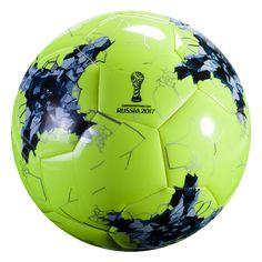 adidas Krasava Confederations Cup Glider Ball - $19.99 // Get set for the FIFA Confederations Cup 2017 at WorldSoccershop.com #Soccer #Ball #Adidas