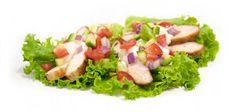 Chicken Shawarma Lettuce Wraps