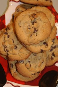 My Favorite Chocolate Chip Cookie Recipe [[tried and true! this is the BEST chocolate chip cookie recipe EVER!!]]