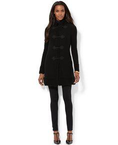 Lauren Ralph Lauren Wool-Blend Walker Coat - Coats - Women - Macy's