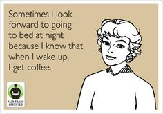 Especially if it's #FairTrade, right? Happy Friday! #coffee