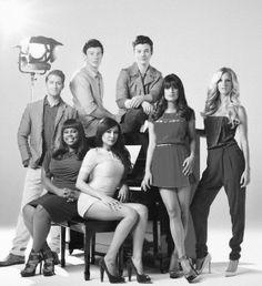 Glee Cast... :)