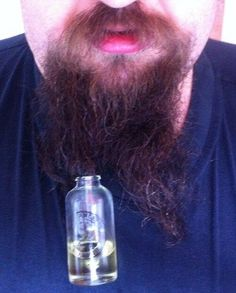 what is beard oil. beard softener and conditioner