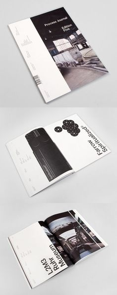 /// Process Journal | Editorial | Pinterest #book #magazine #design #edit #editoral #pikock www.pikock.com #inspiration