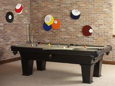 Floracraft® Billiard Ball Wall Art #wallart #diy