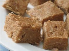 Tuna Fudge Training Dog Treats:  Tuna Fudge  2 cans of tuna (do not drain) or 15 oz can of salmon undrained  2 eggs  1 1/2 cups flour  1/4C parm. cheese  1 TBSP garlic( reduce for less smelly treats)    Mix all together and put in a greased 9×9 pan. Bake at 350 for 20 mins and cut into small sizes.