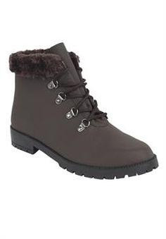 Plus Size Vylon Hiker All-Weather Bootie