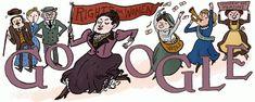 165 aniversario del nacimiento de Henrietta Edwards