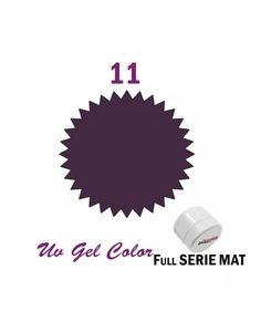 FullColor Mat Melanzana n.11