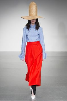A.W.A.K.E. Spring 2018 Ready-to-Wear Collection Photos - Vogue