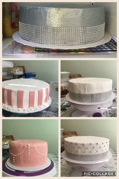 Quincenera cakesl