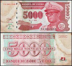 Money Notes, Banknote, Congo, Sri Lanka, Money, Report Cards, Baby Born