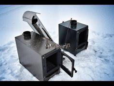 Išorinė nerūdijančio plieno krosnelė kubilui - TimberIN