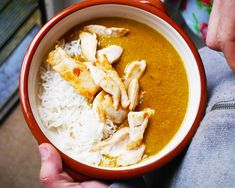 Peanut Butter & Coconut Curry Sauce