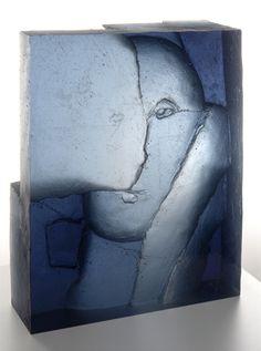 Light Blues by Ann Wolff - Scott Jacobson Gallery